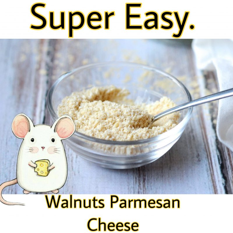 super easy vegan cheese